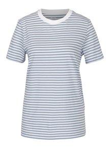 Modro-bílé pruhované tričko Selected Femme My Perfect