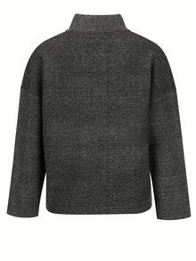 Sivý melírovaný sveter Broadway Ory