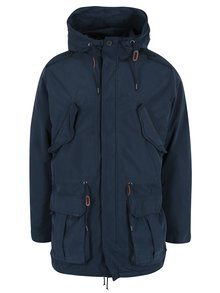 Tmavomodrá parka Jack & Jones Originals Poul