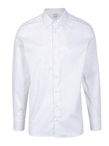 Camasa alba slim fit pentru barbati - LABFRESH
