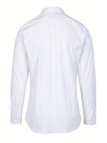 Bílá formální regular fit košile odolná proti skvrnám LABFRESH