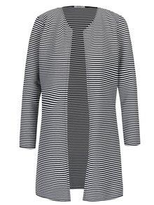 Čierno-biele pruhované sako Haily's Sandy