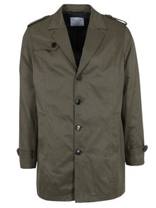 Khaki kabát Selected Homme New Adams