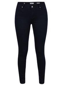 Pantaloni bleumarin slim fit cu buzunare - Haily's Hanna