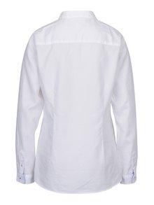 Bílá dámská fitted košile Tommy Hilfiger Jenna