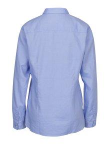 Modrá dámská fitted košile Tommy Hilfiger Jenna