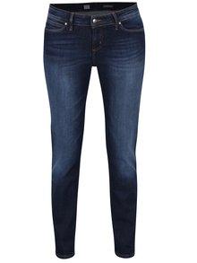 Tmavě modré dámské slim fit džíny s nízkým pasem Tommy Hilfiger Absolute