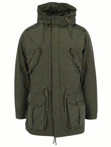 Khaki parka Jack & Jones Originals Poul