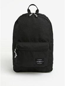 Černý batoh s přední kapsou O'Neill 20 l