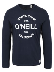 Tmavě modré pánské regular fit tričko s potiskem O'Neill