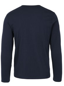 Bluza regular fit albastru inchis&alb cu print logo O'Neill