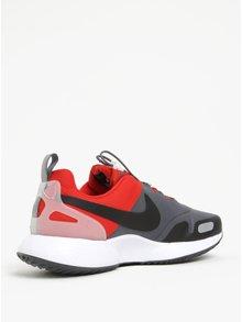 Sivo-červené pánske tenisky Nike Air Pegasus AT