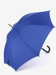 Tmavě modrý dámský vystřelovací deštník Derby