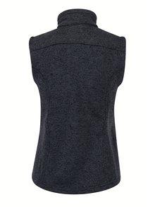 Tmavě šedá dámská vesta LOAP Gigi