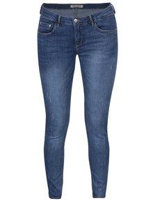 Modré fit džíny s nízkým pasem TALLY WEiJL