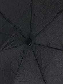 Umbrela neagra pliabila unisex - Derby