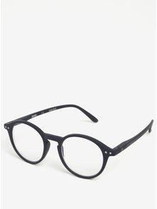 Tmavě modré pánské ochranné brýle k PC IZIPIZI  #D