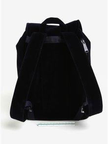 Tmavomodrý zamatový batoh Herschel Reid 10,5 l