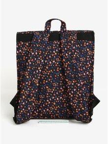 Čierny kvetovaný batoh Herschel 10,5 l