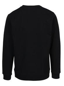 Bluza neagra cu print haios ONLY & SONS Grinch