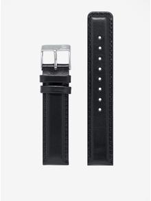 Unisex hodinky ve stříbrné barvě s koženým páskem LARSEN & ERIKSEN 41 mm