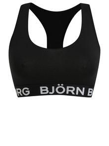Černá sportovní podprsenka Björn Borg