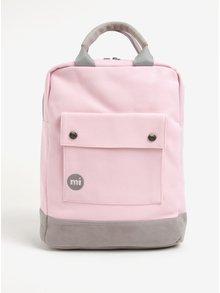 Rucsac roz pentru femei - Mi-Pac Tote Backpack Canvas