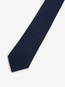 Tmavomodrá chlapčenská kravata Name it Pisp