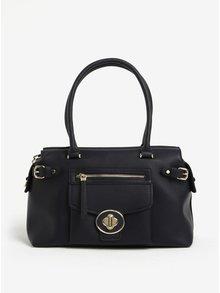 Tmavě modrá kabelka do ruky Gionni Ninette