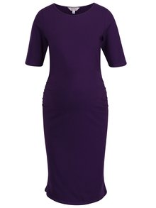 Rochie mov Dorothy Perkins Maternity