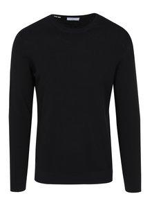 Černý lehký svetr Selected Homme Damian