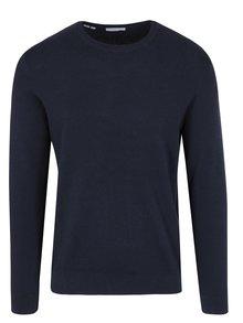 Tmavě modrý lehký svetr Selected Homme Damian