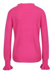 Ružový tenký sveter Jacqueline de Yong Penny