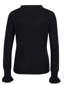 Tmavomodrý tenký sveter Jacqueline de Yong Penny