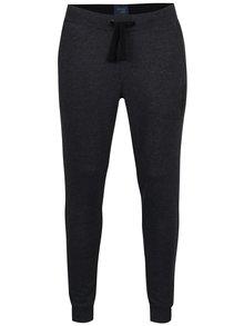 Pantaloni sport gri inchis cu buzunare - Blend