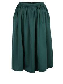 Zelená áčková sukňa ZOOT