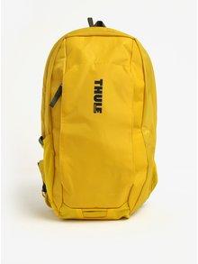 Žltý úzky batoh na notebook Thule EnRoute™ 13 l