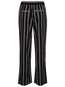 Černé dámské kalhoty Selected Femme Eda