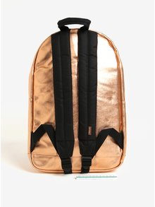 Metalický batoh v medenej farbe Spiral Copper Rave 18 l