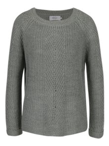 Pulover tricotat verde deschis - ONLY New Jemma
