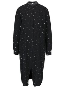 Tunica lunga neagra cu print geometric - Jacqueline de Yong Lisa