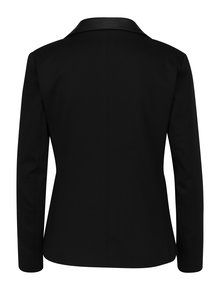 Černé sako s broží ONLY Smilla