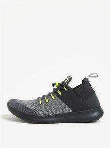 Tmavě šedé pánské tenisky Nike Free RN Commuter