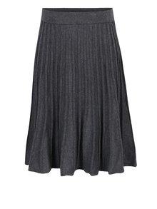 Sivá dievčenská sukňa name it Iset