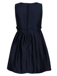 Tmavě modré holčičí šaty bez rukávů name it Ididde