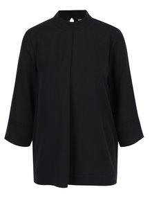 Bluza neagra cu maneci 3/4 VERO MODA Balance