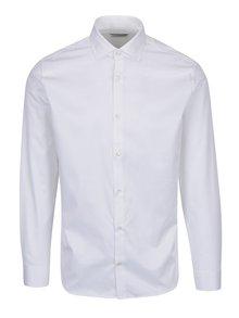 Bílá formální slim fit košile Jack & Jones Andrew