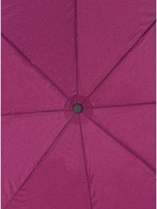 Umbrela bordo pliabila pentru femei - s.Oliver