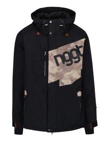 Černá pánská nepromokavá zimní bunda NUGGET Challenger