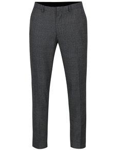 Pantaloni skinny in carouri pentru costum Burton Menswear London